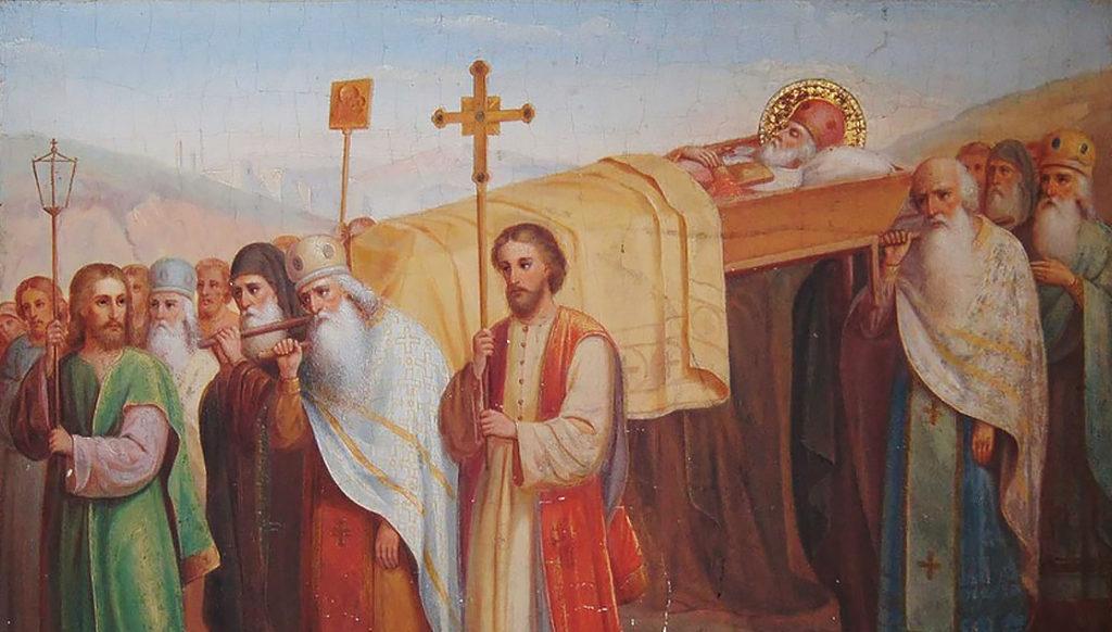 22 мая день Николая Чудотворца