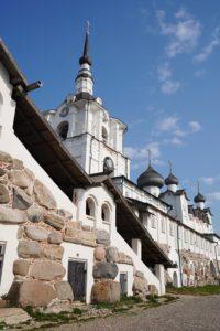 Спасо-Преображе́нский Солове́цкий монасты́рь — ставропигиальный мужской монастырь Русской православной церкви