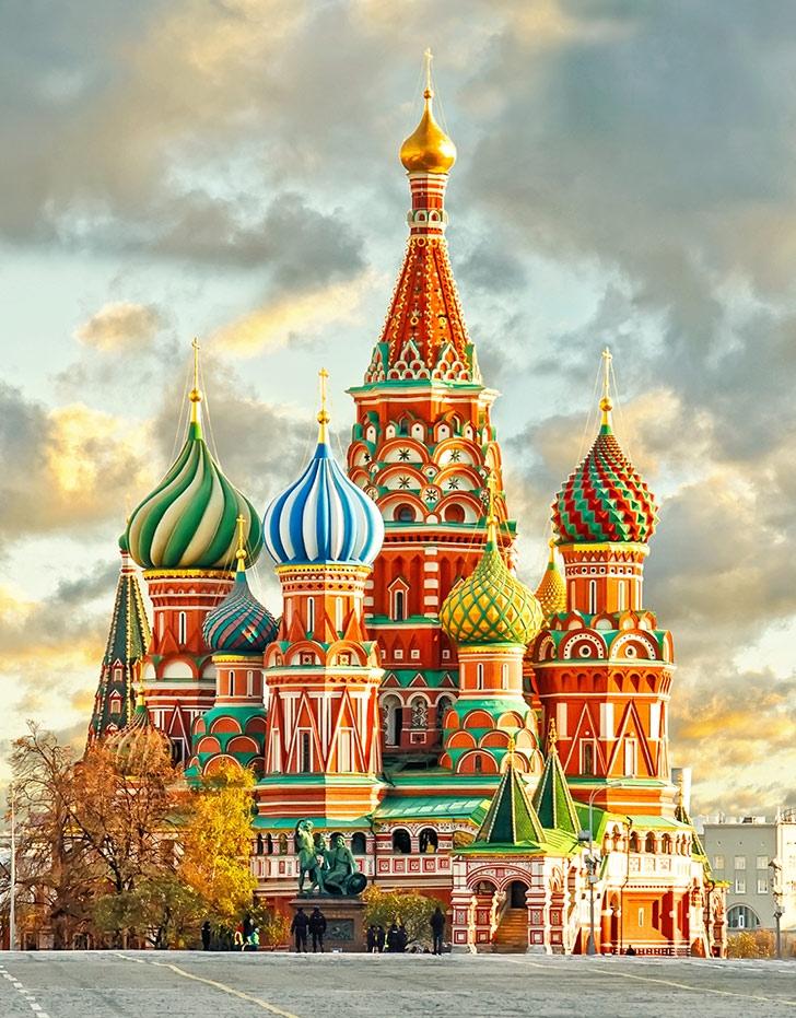 Василий Блаженный храм
