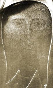 Святой Мандилион. Икона из Капеллы Санта-Матилда, Собор Святого Петра, Ватикан. VI в. (?)