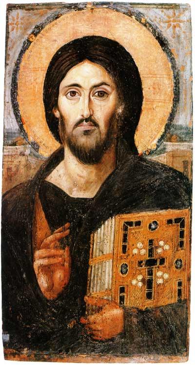 Все иконы Иисуса Христа. Христос Пантократор (Вседержитель)