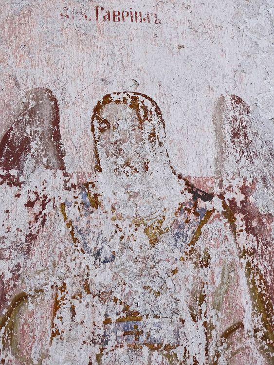 """Московская область, Тёплое: церковь иконы Богородице """"Знамение"""""""