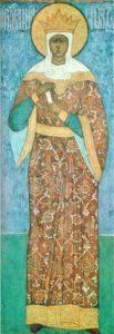 Молитва святой ОЛьге