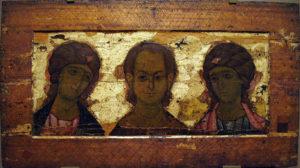 Икона Иисуса Христа, Спас Эммануил с ангелами