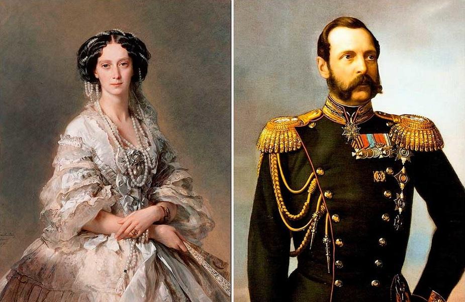 Дед Николая II