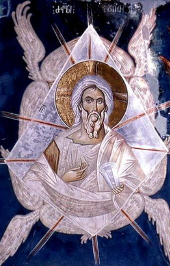 Иконы Иисуса Христа, Христос Ветхий Денми