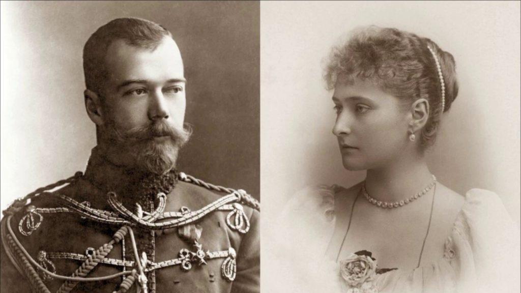 Николай 2 и Александра Федоровна