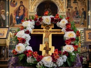 """Происхождение (изнесение) Честных Древ Животворящего Креста Господня (""""2451"""" 11283)"""