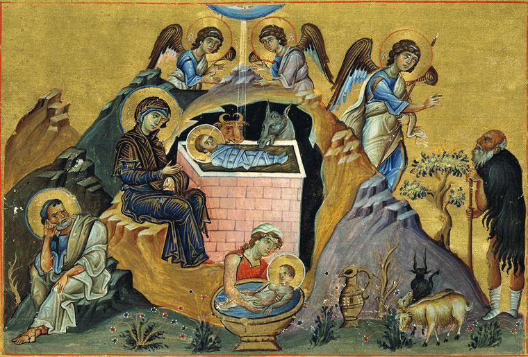 Иисус Христос, Рождество