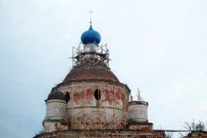церковь строили предки Сеченова