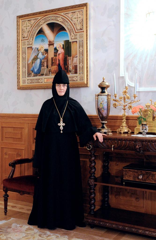 Игумения Покровского монастыря